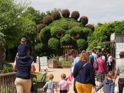 Terra Botanica fête ses 10 ans ce samedi 26 septembre avec le plein d'animations pour cette journée anniversaire