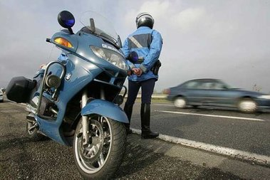 1 341 automobilistes contrôlés en excès de vitesse ce week-end en Vendée