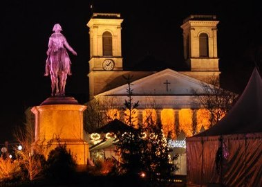 Marché de Noël: tout commencera le samedi matin, avec l'arrivée du Père Noël à 10h30, rue Georges Clémenceau