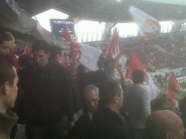 Luçon s'incline devant l'Olympique Lyonnais à la Beaujoire par 2-0