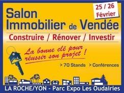 70 Exposants et des Conférences au Salon de limmobilier qui se tient ce week end à la Roche-sur-Yon