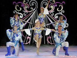 Le cirque de Moscou sur glace: samedi 1° décembre à 20h00 au  Vendéespace