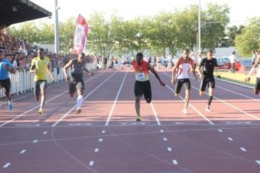 L'ACLR organisait son traditionnel meeting le 24 juillet stade Jules Ladoumègue