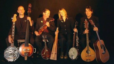 La Roche-sur-Yon: Les Churchfitters en concert à l'Espace Morineau le 5 avril à 20h30