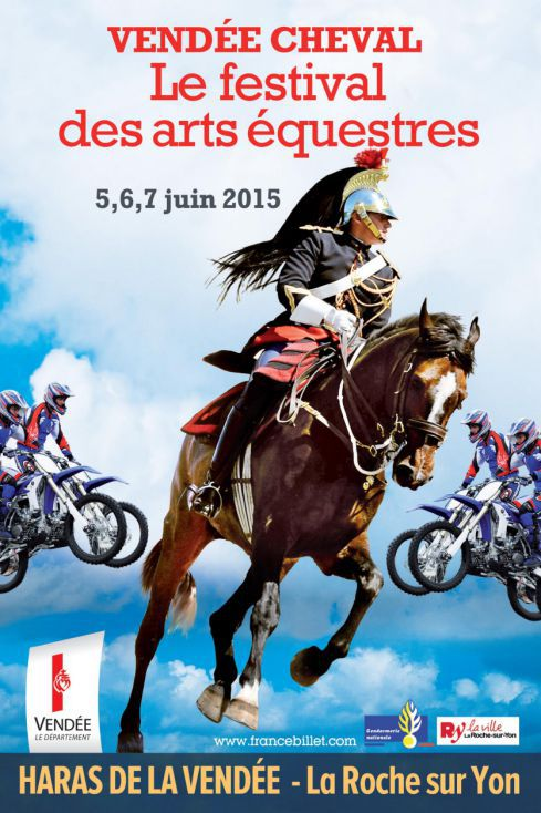 Vendée cheval, le festival des arts équestres