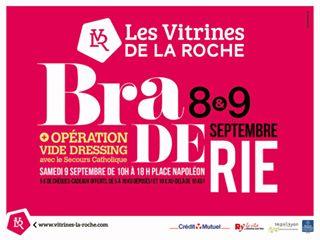 Le mois de septembre à la Roche-sur-Yon