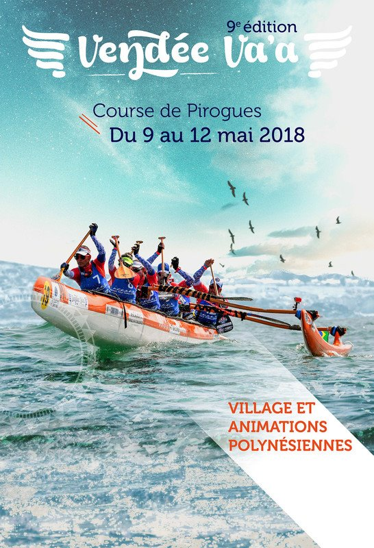 Vendée Va'a du 9 au 12 mai