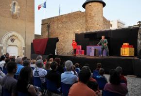 """La 6 ème édition du Festival débute ce soir à 21h00 à la Tour d'Arundel avec """"Un petit jeu sans conséquence"""""""