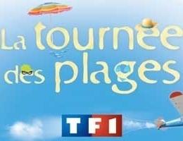 TF1 s'installe pour une journée aux Sables d'Olonne