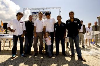 Les Sables Horta remise des prix à l'Institut Sports Océan