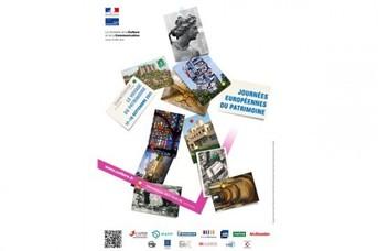 Journées Européennes du Patrimoine le samedi 17 et le dimanche 18 septembre