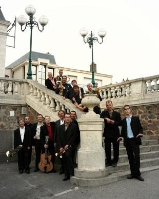 L'orchestre Beach Band