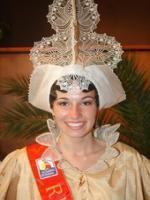 Camille Pineau, Reine des Sables 2011