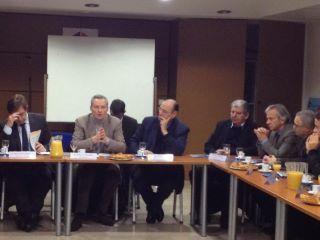 Yannick Moreau candidat aux prochaines élections législatives réagit à la visite de Bruno Le Maire aux Sables le 13 février