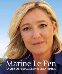 Marine Le Pen présente son projet