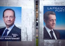 Nicolas Sarkozy aux Sables d'Olonne le vendredi 4 mai à 11h00