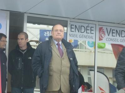 Louis Guédon, Maire des Sables d'Olonne, Député sortant