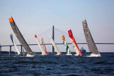 Crédits photos : Atlantic Cup-  Billy Back et Global Ocean Race : Oliver Dewar