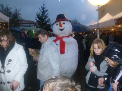Les marchés de Noël en Vendée aux Sables d'Olonne, Sainte Foy, Saint Hilaire de Riez, Martinet les 8 et 9 décembre