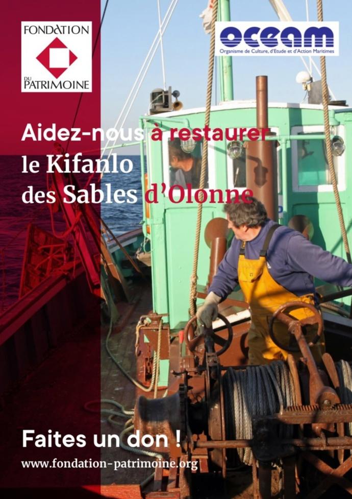 Aidez nous à restaurer le Kifanlo