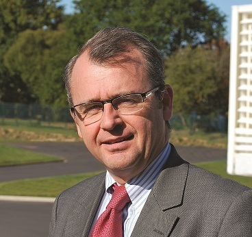 M. Wilfrid Montassier, Président de Vendée Expansion