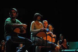 """""""Le Prénom"""" joué par le club Théâtre du Lycée Savary de Mauléon"""