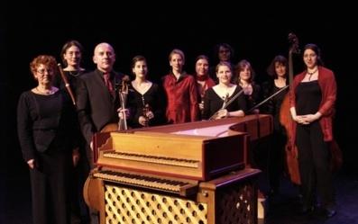 Le choeur Roland de Lassus et l'Ensemble Instrumentale Galatée