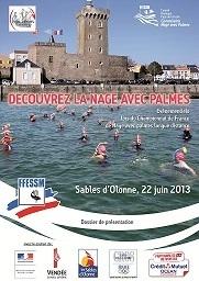 Championnat de France des maîtres de Nage avec Palmes