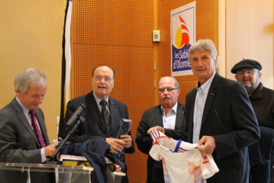 La ville des Sables d'Olonne reçoit la Direction Technique Nationale de Rugby
