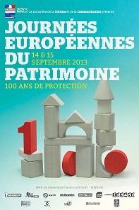 Les journées européennes du patrimoine dans votre ville