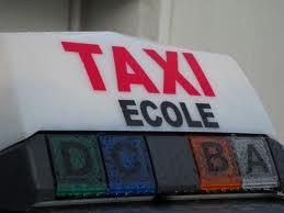 Examen de conducteur de taxi - session 2014 -
