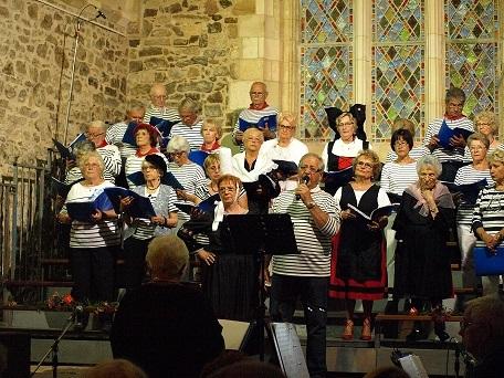 Les Veillées chaumoises chantent l'automne les vendredi 18, samedi 19 et dimanche 20 octobre 2013