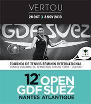 Tennis : OPEN GDF SUEZ NANTES ATLANTIQUE