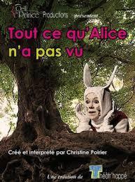 """Conte musical pour enfant : """"Tout ce qu'Alice n'a pas vu"""""""