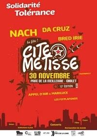 Festival Cité Métisse ce samedi 30 novembre
