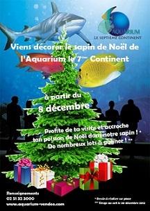 Talmont-Saint-Hilaire : concours de dessin à l'Aquarium le 7ème Continent