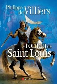 """Philippe de Villiers dédicace son livre """"Le Roman de Saint-Louis"""""""