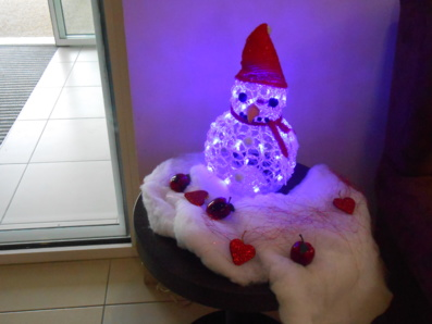 La Maison de l'agriculture fait une pose à Noël