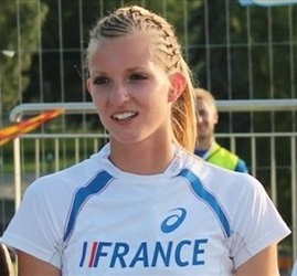 Athlétisme : Sandra Jacmaire sélectionnée en Equipe de France Sénior !