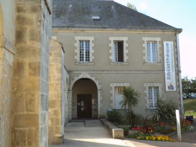 Parlons livres à la bibliothèque de l'Abbaye Sainte-Croix
