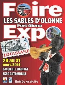 La Foire Exposition des Sables d'Olonne au rythme de la Louisiane
