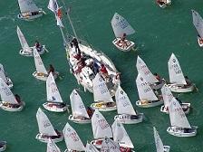 250 bateaux au départ des Sables d'Olonne les 17 et 18 mai