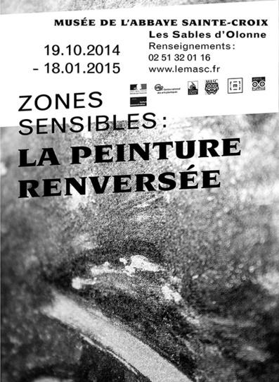 """Derniers jours pour l'exposition """"Zones sensibles """"au Musée"""