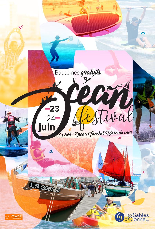 Océan Festival les 23 et 24 juin à Port Olonna