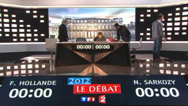 Ce soir c'est le grand débat ou plutôt un débat classique