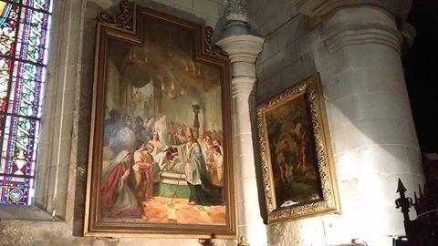 L'Eglise Notre Dame de Bon-Port enfin