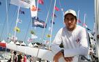 Frédéric RIVET & Morgan LAGRAVIERE sur la Solitaire du Figaro 2011:  dernière ligne droite pour le Team Vendée