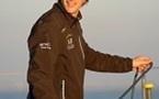 Jean-Baptiste Dejeanty, skipper prendra le départ de la course du Vendée globe 2012