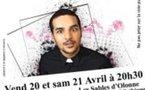 Omar Meftah fait son show à la Salle des Conférences aux Sables le vendredi 20 et samedi 21 avril