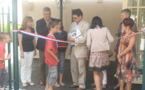 Inauguration de l'Espace jeunes à l'accueil de loisirs de l'Armandèche